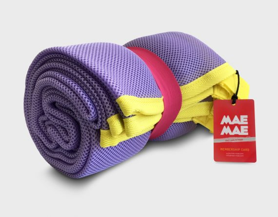 Mae-Mae-telo-mare-antisabbia-purple-yellow